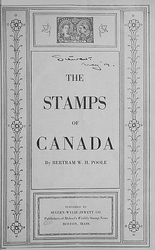 The Stamps of Canada